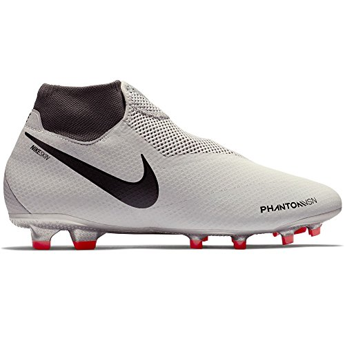 FG Deporte Dark de Crimson Multicolor Grey NIKE Phantom Lt Unisex Pure Platinum 060 Vsn Black Adulto Zapatillas DF Pro n0Rq0g4