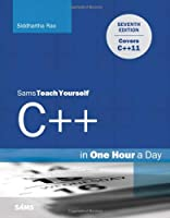 Sams Teach Yourself C++ in One Hour a Day, 7th Edition