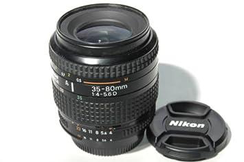 Review Nikon 35-80mm f4-5.6 D