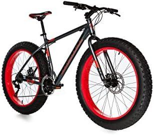 Moma Bikes Bicicleta Montaña FAT 26