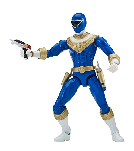 (Power Rangers Legacy 6.5-inch Action Figure - Zeo Blue)
