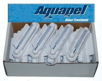 Aquapel Glass Treatment By PGW 24 Single Use Applicators PPG