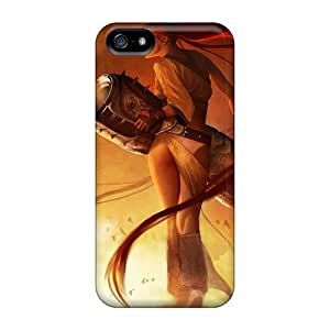 New Heavenly Sword Game Case Cover, Anti-scratch QBT2613scDH Phone Case For Iphone 5/5s