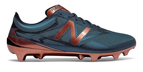 呼ぶインフレーションつらい(ニューバランス) New Balance 靴?シューズ メンズサッカー Furon 3.0 Limited Edition North Sea with Copper シー US 7.5 (25.5cm)