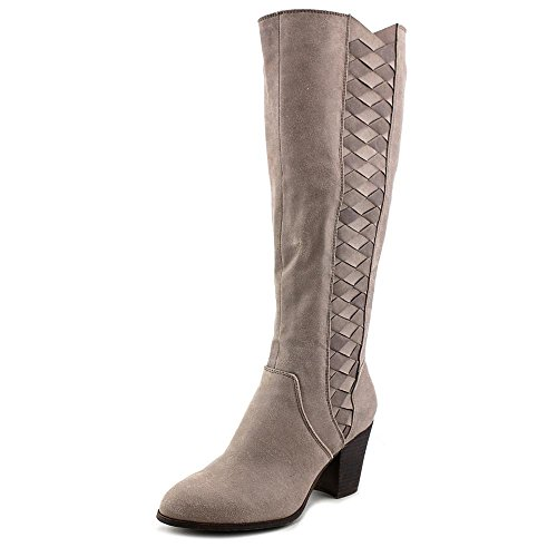 Suede Doe Cally Knee High Boot Fergalicious Synthetic SUHvPqqB