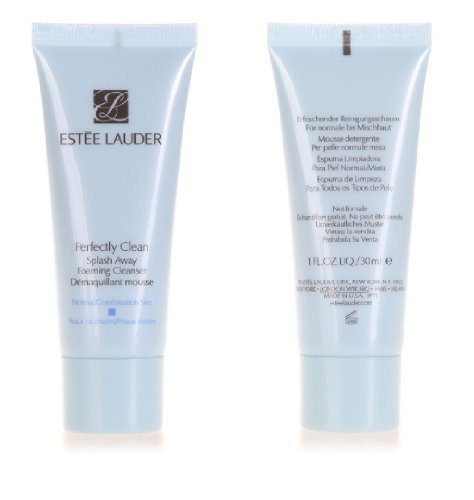 Estee Lauder Perfectly Clean Splash Away Foaming Cleanser 1 oz x 2 = 2 oz/ 60 ml by Gazebo by the River