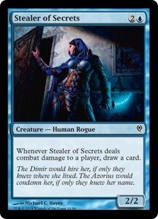 Magic: the Gathering - Stealer of Secrets (11) - Duel for sale  Delivered anywhere in Canada