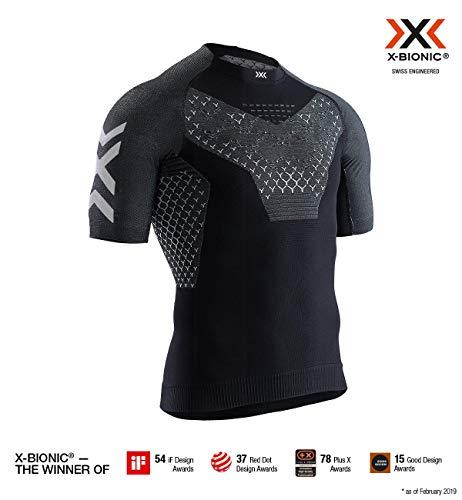 X-Bionic Heren Twyce 4.0 Run shirt met korte mouwen