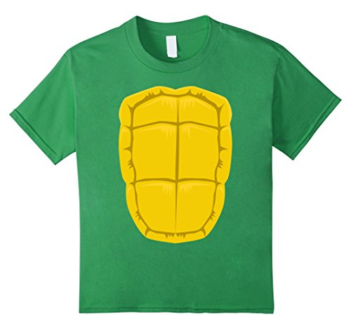 Diy Boy Mummy Costume - Kids Funny Turtle Shell Halloween Costume Shirt Gift Clever DIY 6 Grass