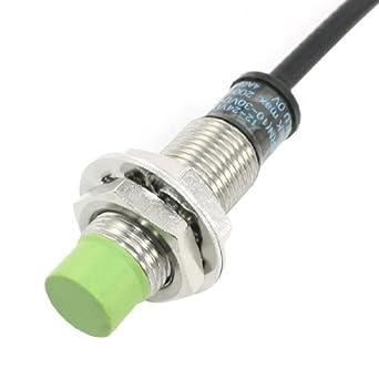 Mudar DC 12-24V NPN 4 milímetros Distância detectar indutivo Sensor de proximidade