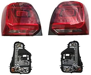 Abgedunkelte Luces Traseras Tuning Luces Traseras: Amazon.es ...