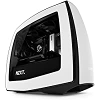 Centaurus Rogue 3 ITX Gaming Computer - Intel i7 7700K Quad 4.5GHz OC, 32GB 2400MHz RAM, Nvidia GTX 1080 8GB, 250GB SSD + 2TB HDD, Liquid Cooler, Windows 10, WiFi / VR Compact Custom Gaming Desktop