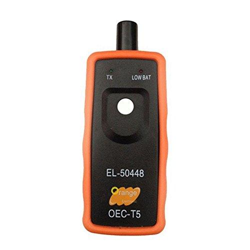 TOOGOO EL-50448 Outil de Diagnostic de reinitialisation de TPMS de Voiture Capteur Automatique de Pression des pneus 160554