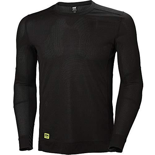 T Lifa Crewneck Sleeve Long Hansen Wicking Shirt Mens Helly qZwxTa0E