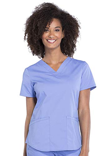 CHEROKEE Workwear Professionals V-Neck Scrub Top