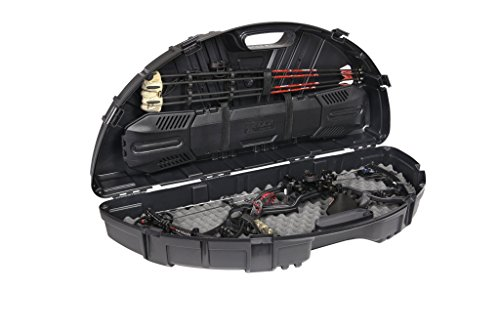 (Plano SE Pro 44 Bow Case - Black with Arrow Case SE Pro 44 Bow Case - Black with Arrow Case, 44