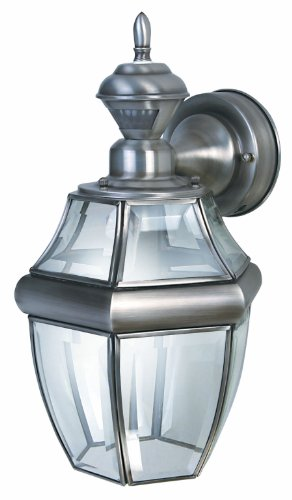 Dual Brite Outdoor Wall Light