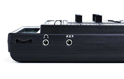 STYLOPHONE GEN X-1 Portable Analog Synthesizer: with Built-in Speaker, Keyboard and Soundstrip, LFO, Low pass filter, Envelope, Sub-octaves & Delay - Image 3