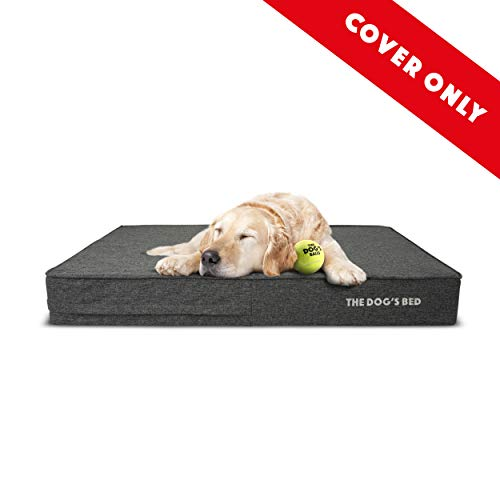 The Dog's Bed Orthopedic Spare Replacement Covers (Small to XXXL) for Memory Foam Dog Beds