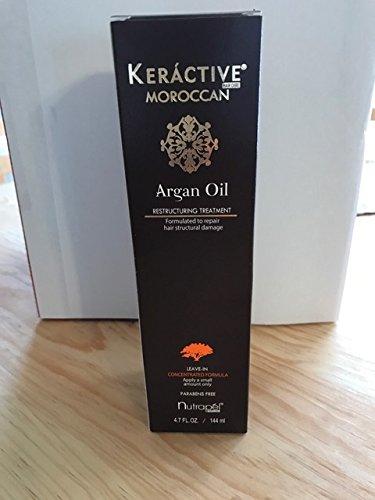 ARGAN OIL MOROCCAN KERACTIVE ACEITE DE ARGON TRATAMIENTO