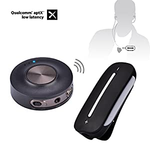 Avantree Dual Link aptX LOW LATENCY Bluetooth Transmitter Priva
