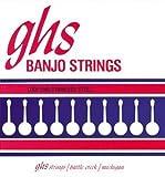 GHS 4-String Tenor Banjo Johnny Baier 11-30 230