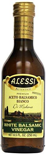 Alessi Vinegar - Alessi White Balsamic Vinegar, 8.5 oz