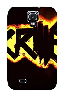 Forever Collectibles Skrillex Hard Snap-on Galaxy S4 Case With Design Made As Christmas's Gift
