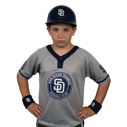 (Franklin Sports MLB San Diego Padres Youth Team Uniform Set)