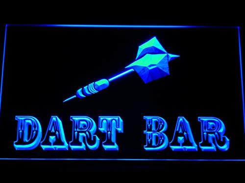 Cartel Luminoso ADV PRO m118-b Dart Bar Neon Light Sign ...