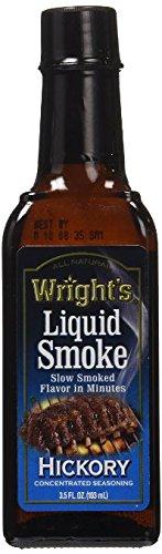 - WRIGHT'S Hickory Liquid Smoke - 3.5 Oz