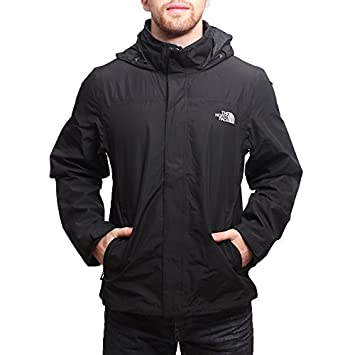f71972ffb The North Face Men's Sangro Jacket - Black/TNF Black, Medium by The ...