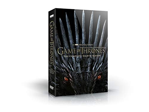Game of Thrones: S8 (DVD) (Dvd Season 1)