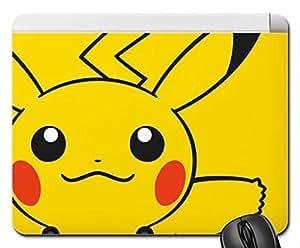 Nintendo 3DS XL Pikachu Mouse Pad, Mousepad (10.2 x 8.3 x 0.12 inches)