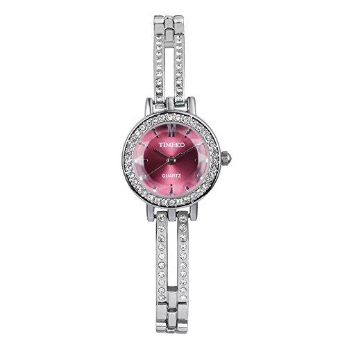 Time100 Fashion Diamond Bracelet W50281L 01A