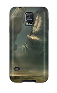 Tpu Shockproof/dirt-proof Lords Of The Fallen Cover Case For Galaxy(s5)