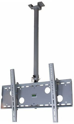 VideoSecu Ceiling Mount for 37 -65 LCD LED Plasma TV Flat Panel Screen, Some LED Models up to 70 75 1XC