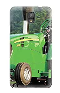 AqcYhOD8295RASSV Tpu Phone Case With Fashionable Look For Galaxy Note 3 - John Deere