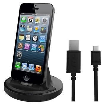 RND Power Solutions RND-CRY-IPHLT-B estación dock para móvil ...