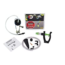 Phoenix Systems (2104-MC-B) V-5 DIY Motorcycle Reverse Bleeder and Clutch Bleeder with Adapter