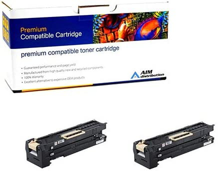 2//PK-60000 Page Yield SuppliesMAX Compatible Replacement for Phaser 5500//5550 Drum Unit 113R00670/_2PK