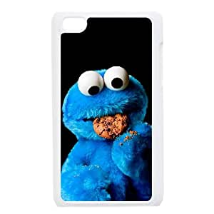 Cookie Monster iPod Touch 4 Case White VC96N611