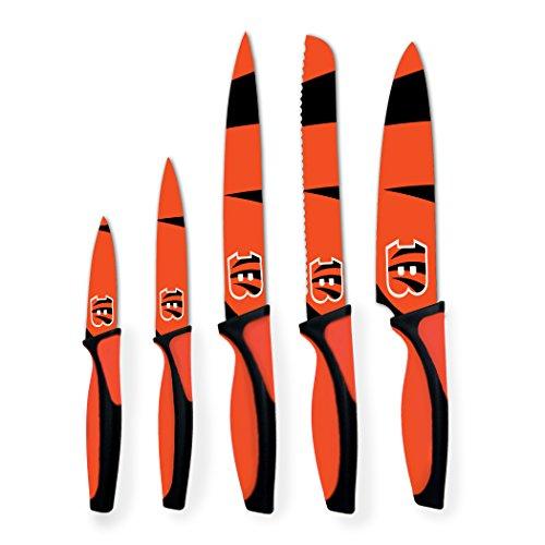- Sports Vault NFL Cincinnati Bengals Kitchen Knives