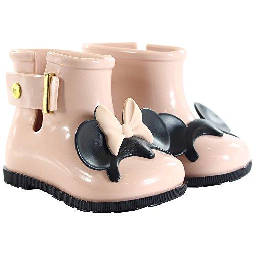 souples pour Chaussures Pink Rose rose bébé Melissa fille Tq67wSaSp
