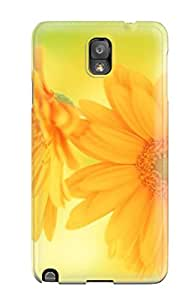 New Arrival Pretty Yellow Flowers YdGMEwx281Vujba Case Cover/ Note 3 Galaxy Case