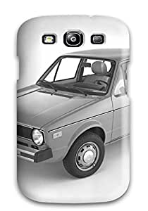 Galaxy S3 Case Premium Protective Case With Awesome Look 1977 Volkswagen Rabbit