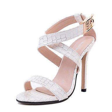 SHOES-XJIH&Uomini sandali Comfort suole leggero tessuto Primavera Estate outdoor casual tacco piatto Ruby bianco nero scarpe da passeggio,Ruby,US7 / EU39 / UK6 / CN39