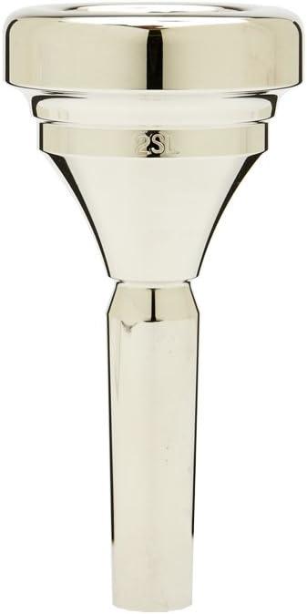 Denis Wick DW5286-2SL Silver Classic Tuba Mouthpiece