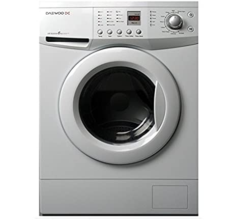 Daewoo DWD-F1211 Washing Machine Independiente Carga frontal 6kg ...