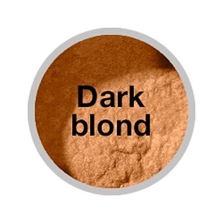 The Cosmetic Republic Keratin Fibers Rubio Oscuro Cuidado del Cabello - 25 gramos: Amazon.es: Belleza